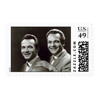 Wilburn Brothers Postage Stamp