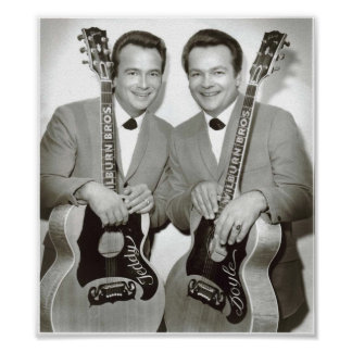 Wilburn Brothers Poster