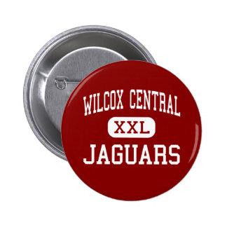 Wilcox Central - Jaguars - High - Camden Alabama Pinback Button