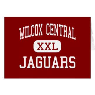 Wilcox Central - Jaguars - High - Camden Alabama Card