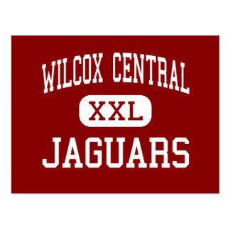 Wilcox Central - Jaguars - High - Camden Alabama Post Cards