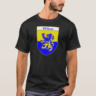 Wilcox Coat of Arms/Family Crest T-Shirt