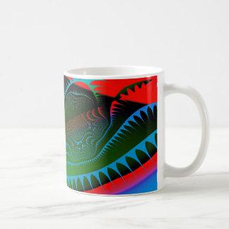 Wild11ColorFrac Coffee Mug