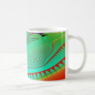 Wild22ColorFrac Coffee Mug
