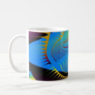 Wild6ColorFrac Coffee Mug