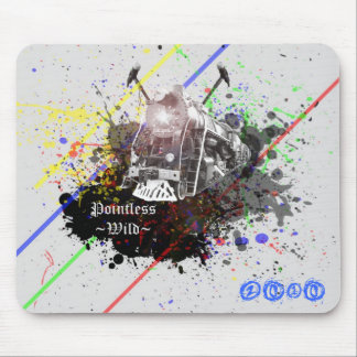Wild (2010 Album Cover) Mouse Pads
