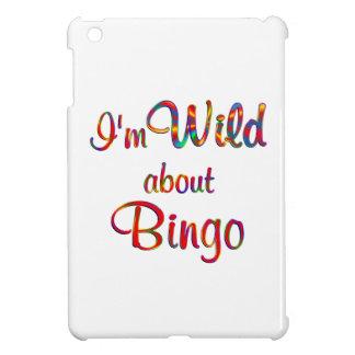 Wild About Bingo Cover For The iPad Mini