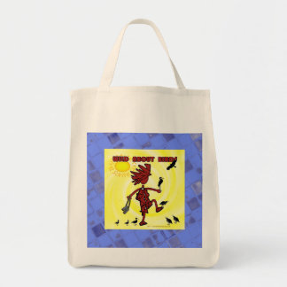 Wild About Bird Gifts Canvas Bag