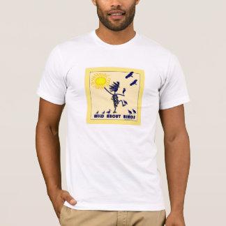 Wild About Birds - Bird Watching T-Shirt
