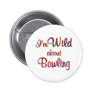 Wild About Bowling Pin