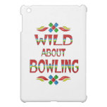 Wild About Bowling iPad Mini Covers