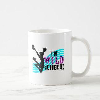 Wild About Cheer Coffee Mug