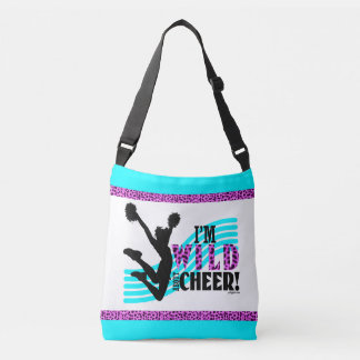 Wild About Cheer Crossbody Bag