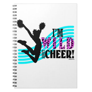 Wild About Cheer Notebook