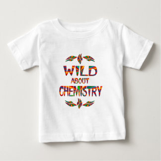 Wild About Chemistry Baby T-Shirt