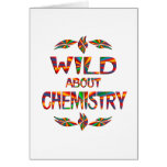 Wild About Chemistry Greeting Cards