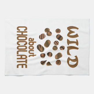 Wild About Chocolate Towel