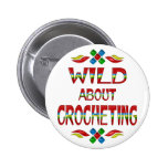 Wild About Crocheting Pins