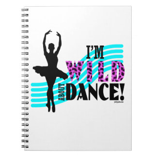 Wild About Dance Notebook