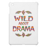 Wild About Drama iPad Mini Cover