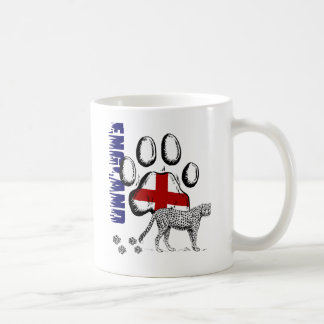 Wild about England Soccer lovers gifts Mug