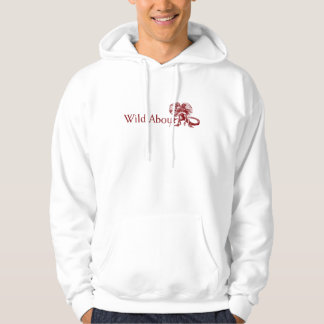Wild About Frilled Lizards Hoodie