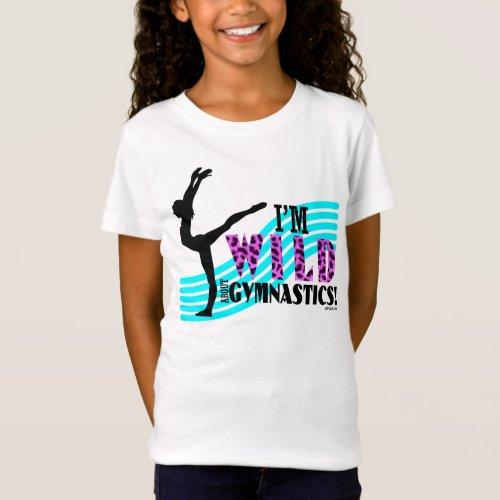 Wild About Gymnastics T_Shirt