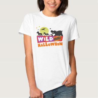 Wild About Halloween T-Shirt