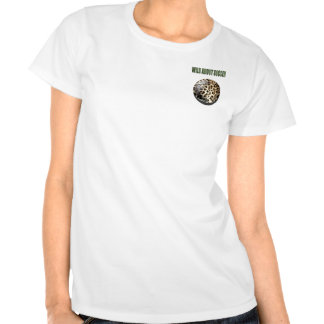 Wild about Soccer leopard soccer ball gifts Tshirt