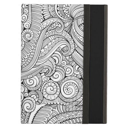 Wild About Swirls Case For iPad Air