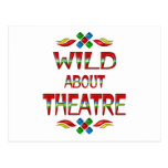 Wild About Theatre Postcards