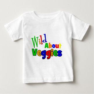 WILD About VEGGIES Tees
