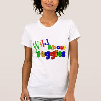WILD About VEGGIES Shirts