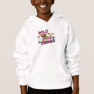 Wild about Xmas Hoodie