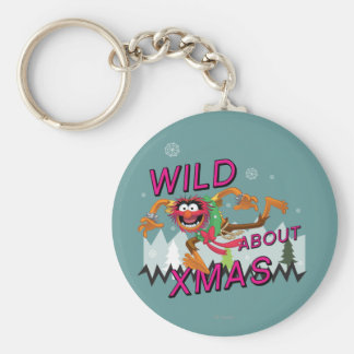 Wild about Xmas Key Chains