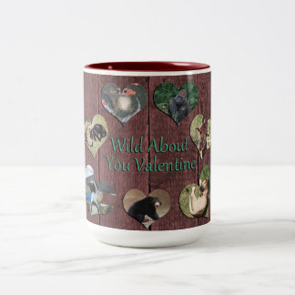Wild About you Coffee Mug
