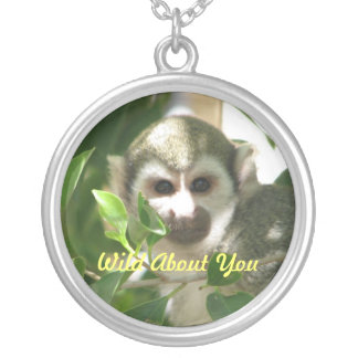 Wild About You Necklace