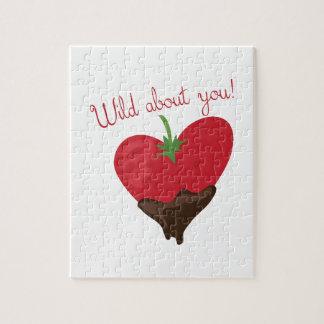 Wild About You Jigsaw Puzzle