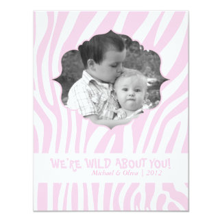 Wild About You | Valentine's Day Card