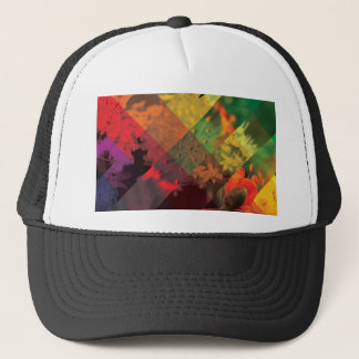 Wild Abstract of Nature Trucker Hat