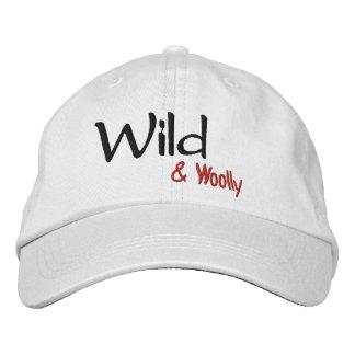 Wild Adjustable Hat