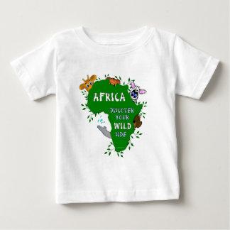Wild Africa Baby T-Shirt