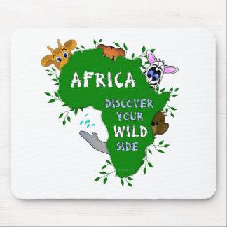 Wild Africa Mousepads