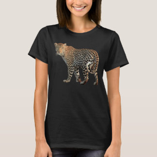 Wild and Beautiful Spotted leopard T-Shirt