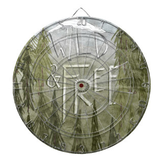 Wild And Free Dart Boards