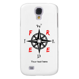 Wild And Free For Those With Wanderlust Galaxy S4 Cover