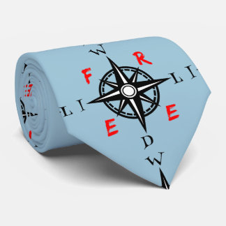 Wild And Free For Those With Wanderlust Tie