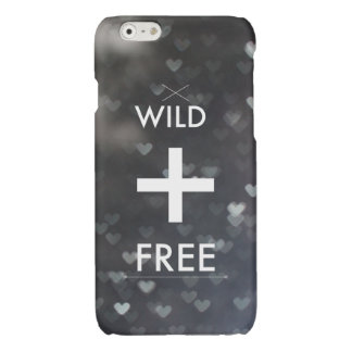 Wild and Free iPhone 6 Case
