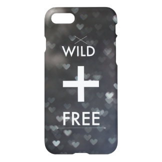 Wild and Free iPhone 7 Case