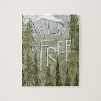 Wild And Free Puzzles